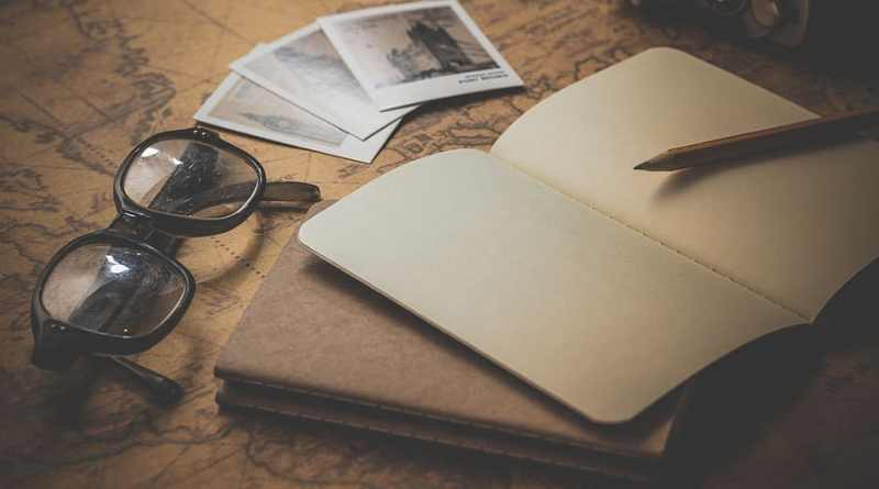Increase Your Productivity With A Travel Journal