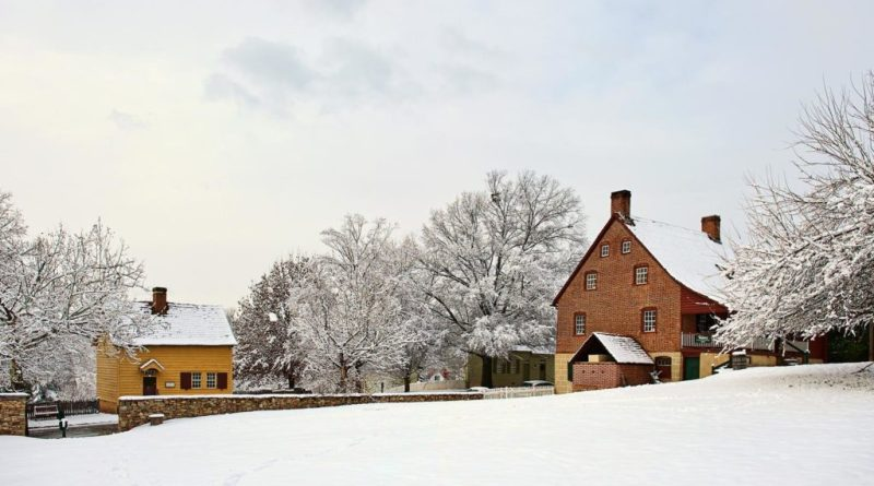 Best Places to Vacation inWinters