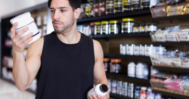 Pre-Workout Supplements