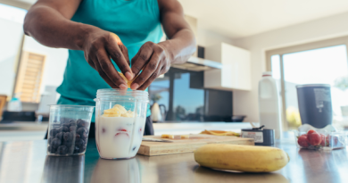 Athletes Eating Guidelines