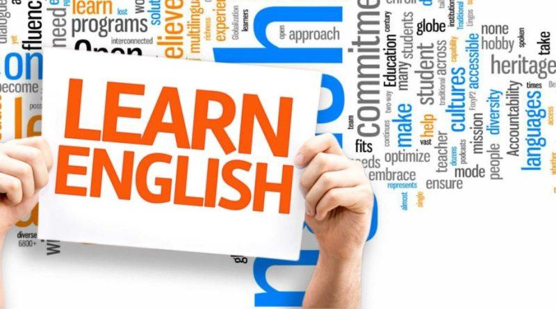 take English Language courses