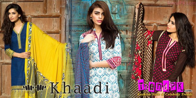 khaadi Winter Khaddar Collection 2015