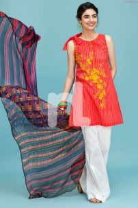 Indian Chiffon Nishan Linen Spring Summer Collection 02
