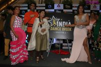 India dance week logo unveiling 2