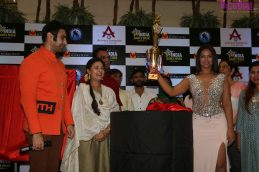 India dance week tropy unveiling