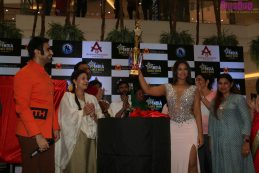 India dance week tropy unveiling 3