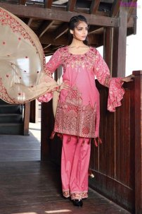 1573-COTTON-CANDY EMBROIDERED LAWN UNSTITCHED 5,790