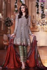 MARIA B MBroidered Collection bd-1002
