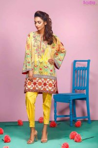 Single Shirt Lawn Embroidery 1307291 PKR 1,695