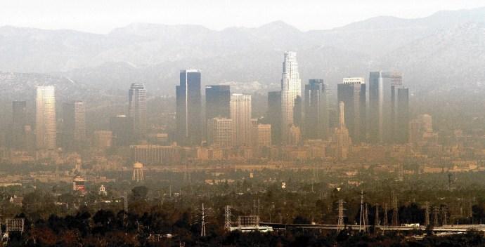 Los Angeles air quality