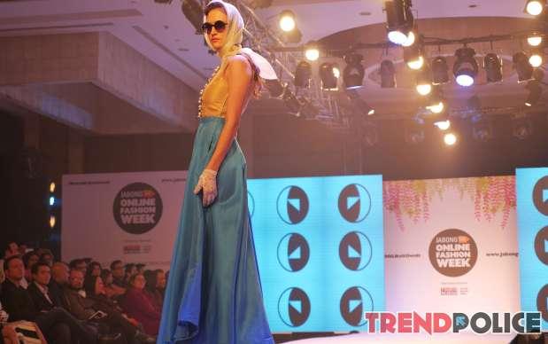 Nitya Bajaj Jabong Online Fashion Week 2