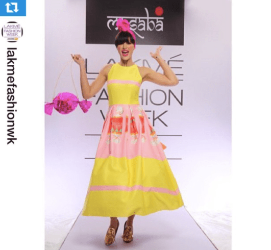 Lakme Fashion Week Masaba