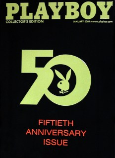 The 50th anniversary issue in January 2004