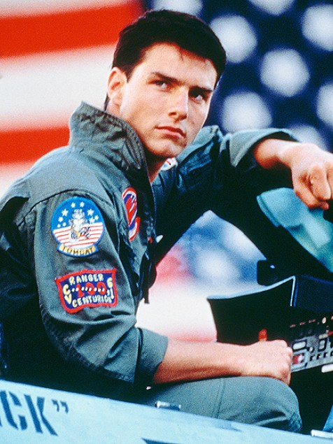 Tom Cruise in 1990