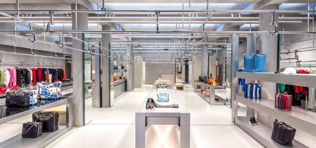 Licht Kunst Licht Helps Realise Balenciaga's New Creative Vision