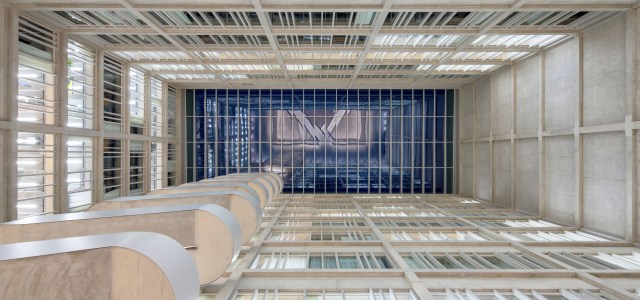 13 KM Of Lighting Integrated Into Impressive Architecture