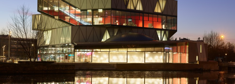 Integrated And Choreographed Light For Germany's Leading Science Centre