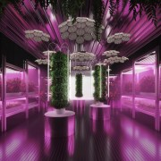 Hydroponic Technology And Controllable Lighting Are Central To IKEA And Tom Dixon's Urban Farming Design