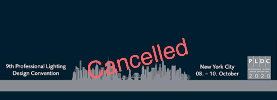 PLDC New York 2020 Cancelled