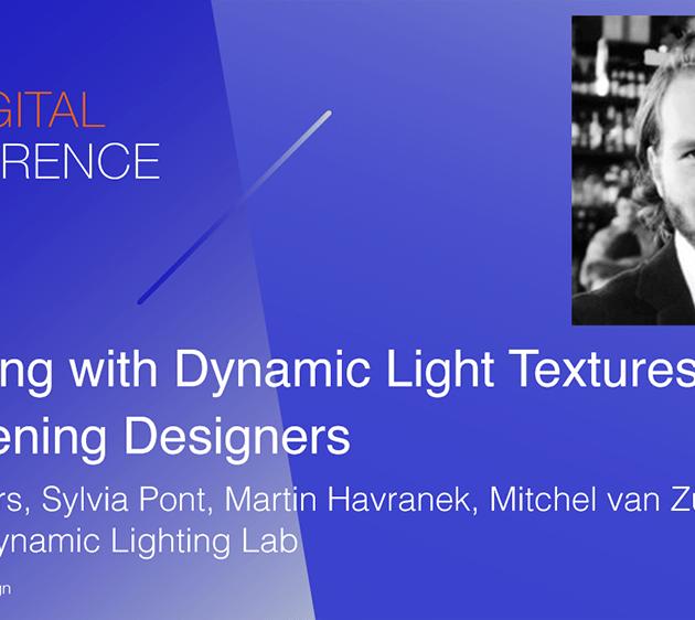 Designing With Dynamic Light Textures Enlightening Designers