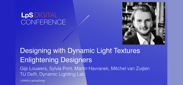 Designing With Dynamic Light Textures Enlightening Designers