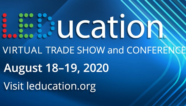 LEDucation Goes Online In August