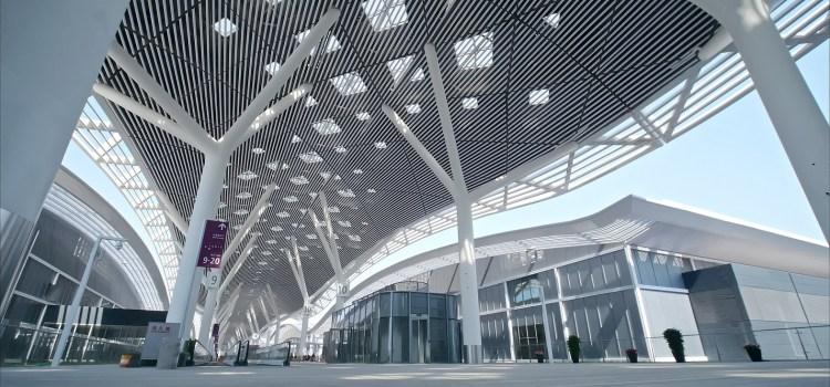 Osram Lights Shenzhen World exhibition Centre