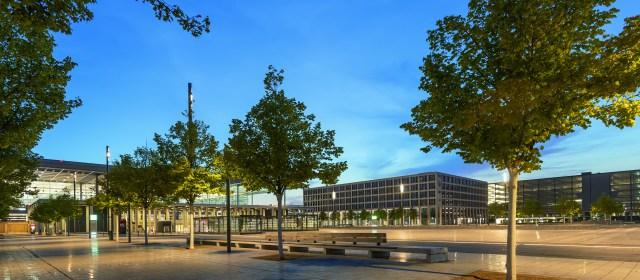 Berlin Brandenberg Airport Opens