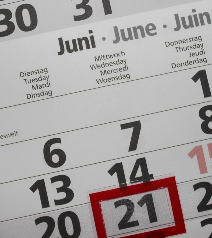 Lighting Event Schedule Clash
