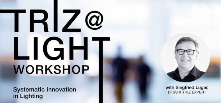TRIZ@LIGHT Workshop