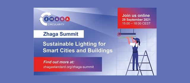 """Zhaga Summit: """"Sustainable Lighting for Smart Cities and Buildings"""""""