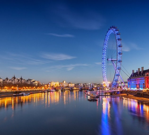 London's Illuminated River Thames