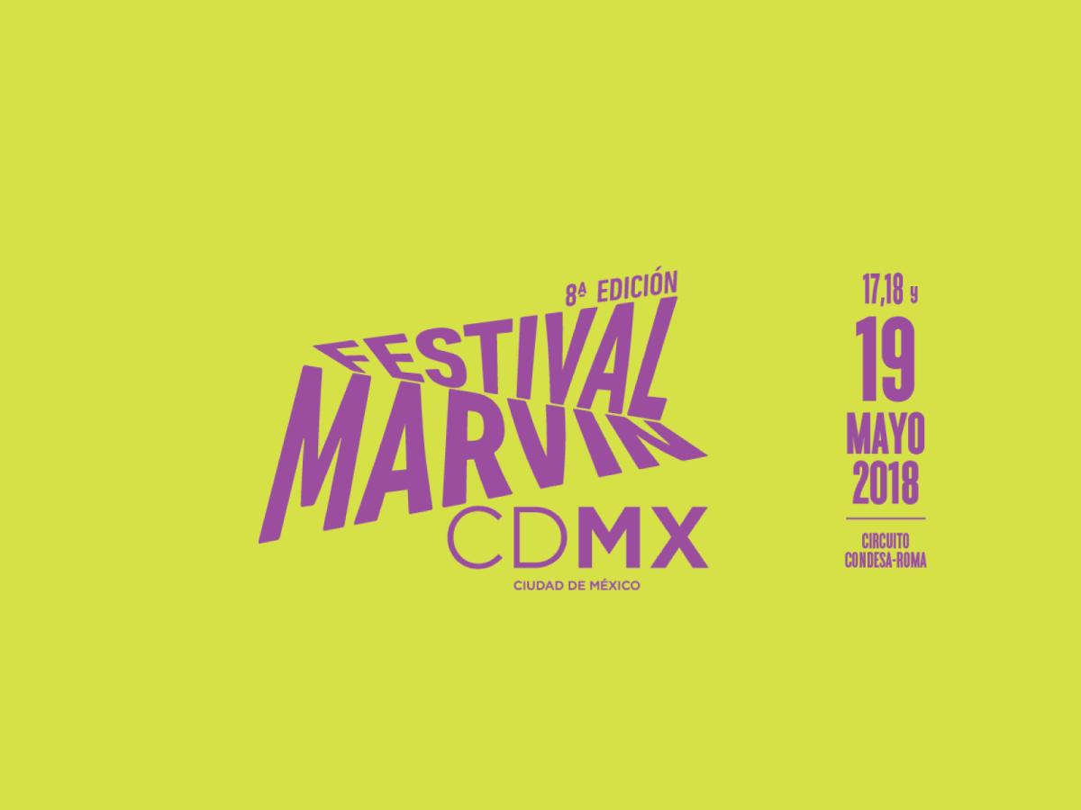 Música, Arte, Comedia y más en el Festival Marvin