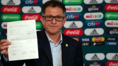 Photo of Osorio revela la lista previa al mundial de Rusia