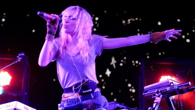 "Photo of Grimes  ft. i_o – ""Violence"""