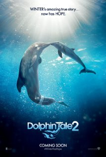 An afternoon adventure with The Moms and Dolphin Tale 2