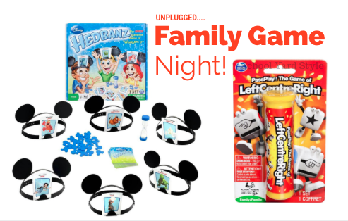 Our weekly unplugged moments includes games from Spin Master!