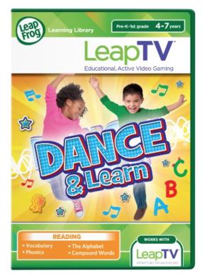 #LeapTV School Yard Style