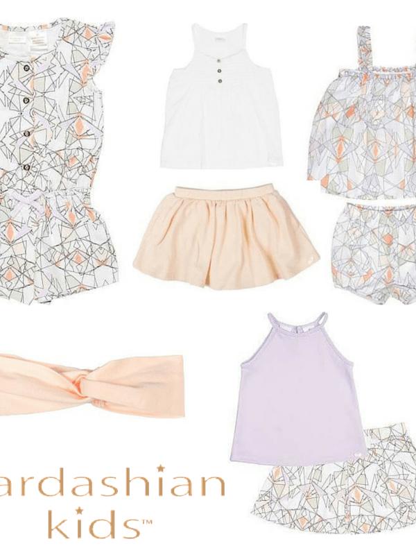 Kardashian Kids 2015 Summer Collection