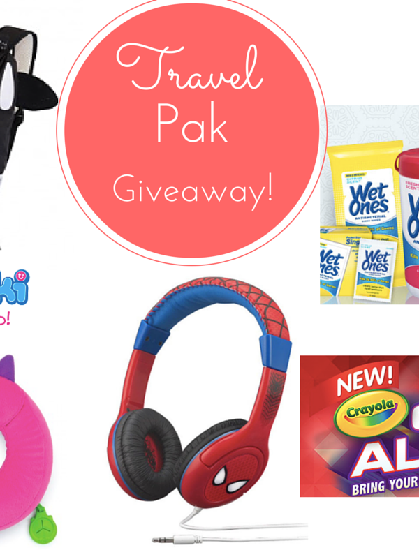 Our Top 5 must have items to ensure a good flight with Giveaway! ENDED