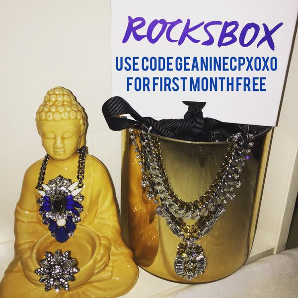 Sharing our love for Rocksbox, with a Subscription Code!