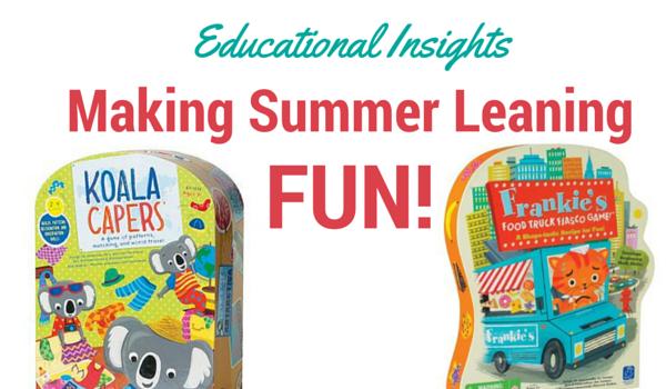 Summer Learning Fun!