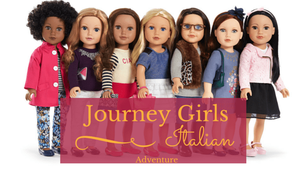 Journey Girls New Italian Adventure