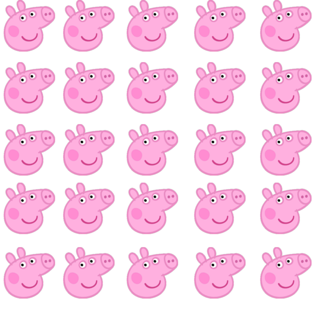 Free peppa pig printables trendy chaos i enjoy being very involved in my kids parties as i am sure you do too which is why you are here to download our free peppa pig printables as a pdf file maxwellsz