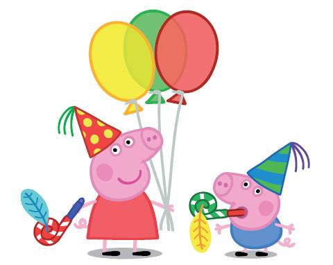 FREE Peppa Pig Printables!