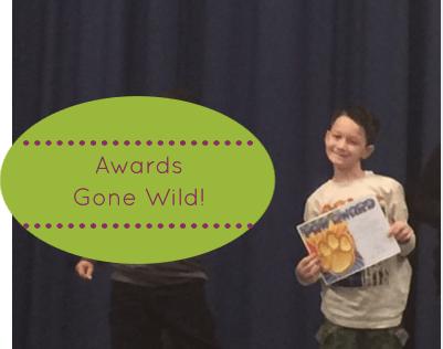 Awards gone wild School Yard Style