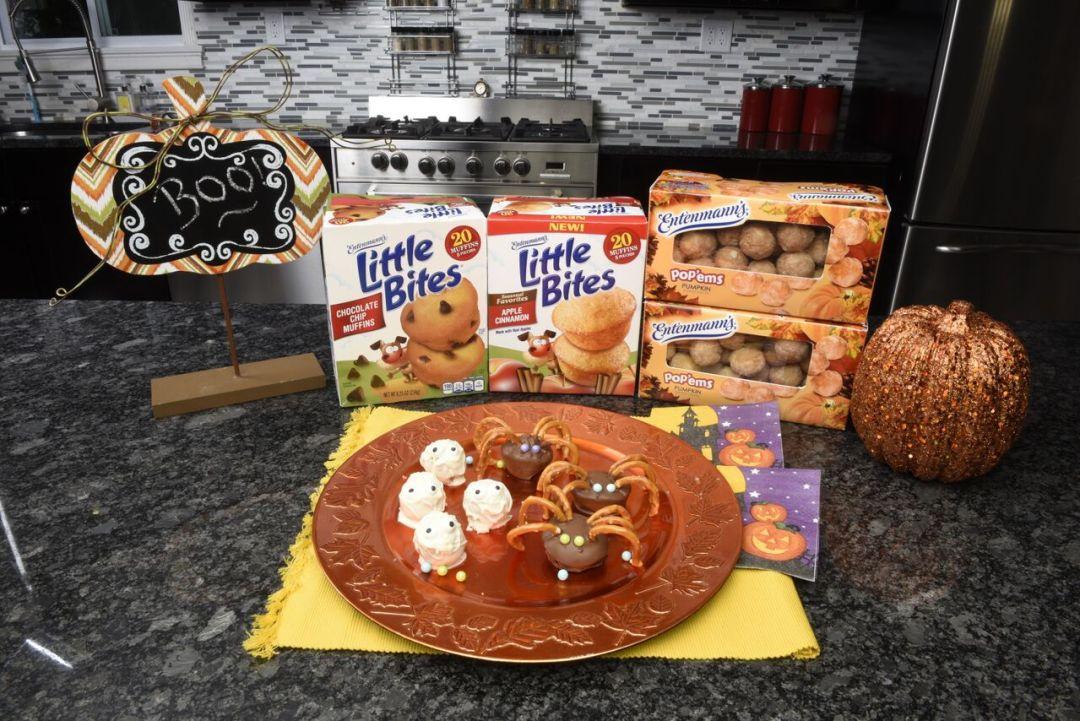 Little Bites Halloween School Yard Style