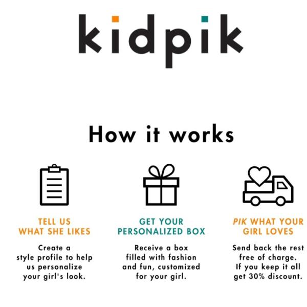 kidpik How it works