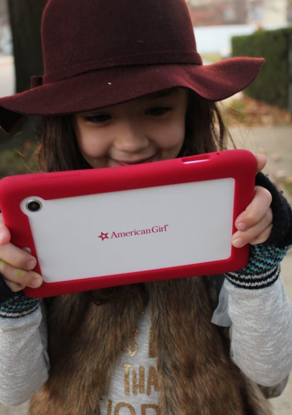 American Girl Nabi Tablet