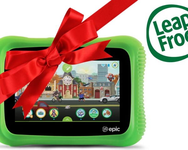 Gift Giving with Leap Frog!
